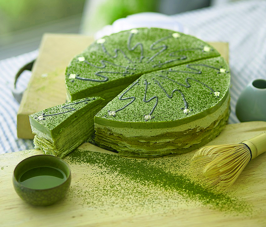Matcha Kuchen Alimonia Ernahrungsberatung Blog