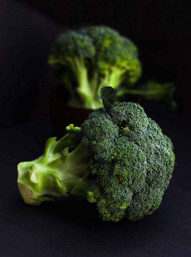 Brokkoli zubereiten