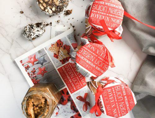 3 leckere Weihnachtsgeschenke 2016 | 3 Homemade Edible Christmas Gifts