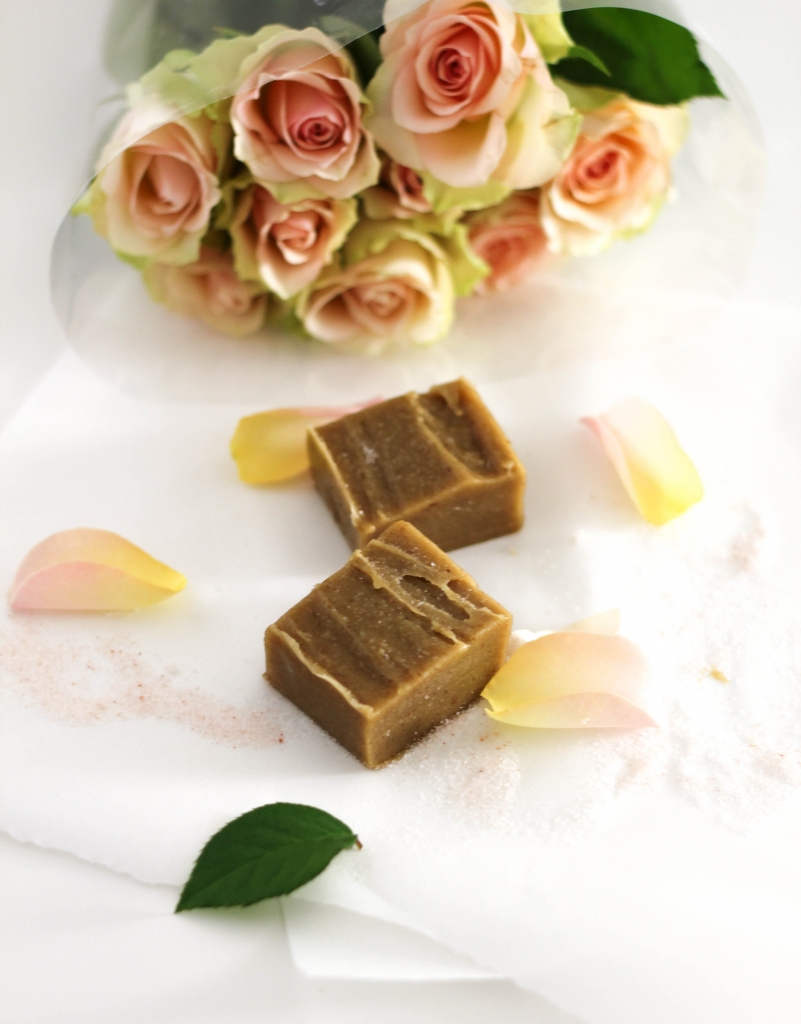 Salted Caramel Fudge Vegan Karamell