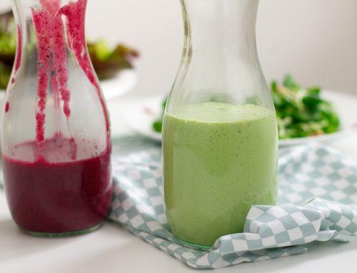 Healthified: Die besten Salatdressings ohne Öl – vegan